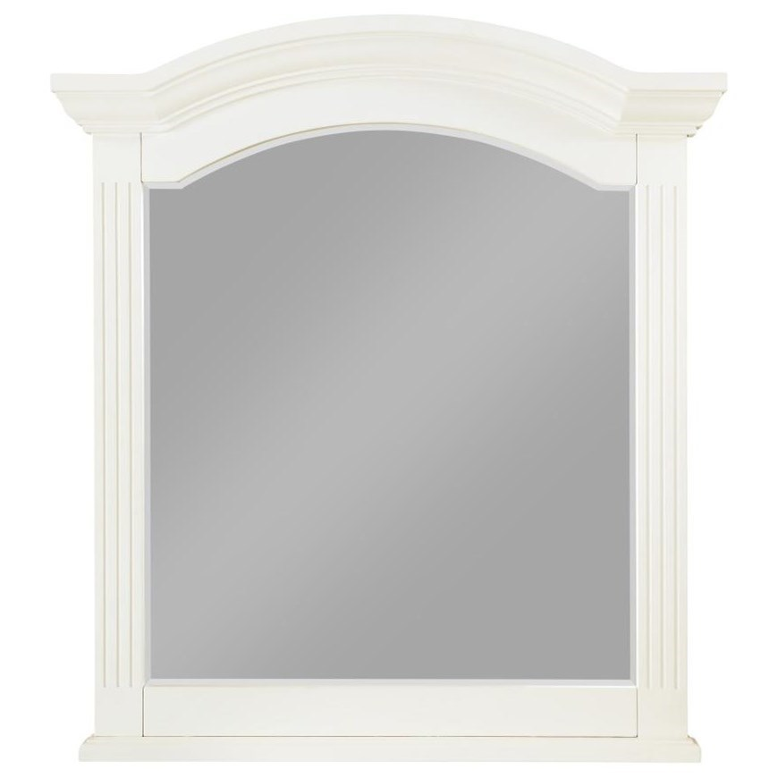2058WH Mirror by Homelegance at Dream Home Interiors