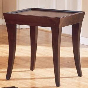 Homelegance Zen Casual End Table