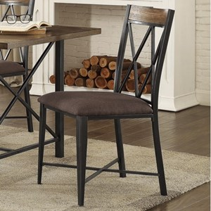 Homelegance 5512 Contemporary Dining Side Chair