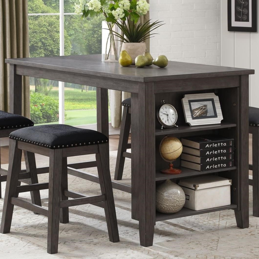 5603 Counter Height Table by Homelegance at Dream Home Interiors