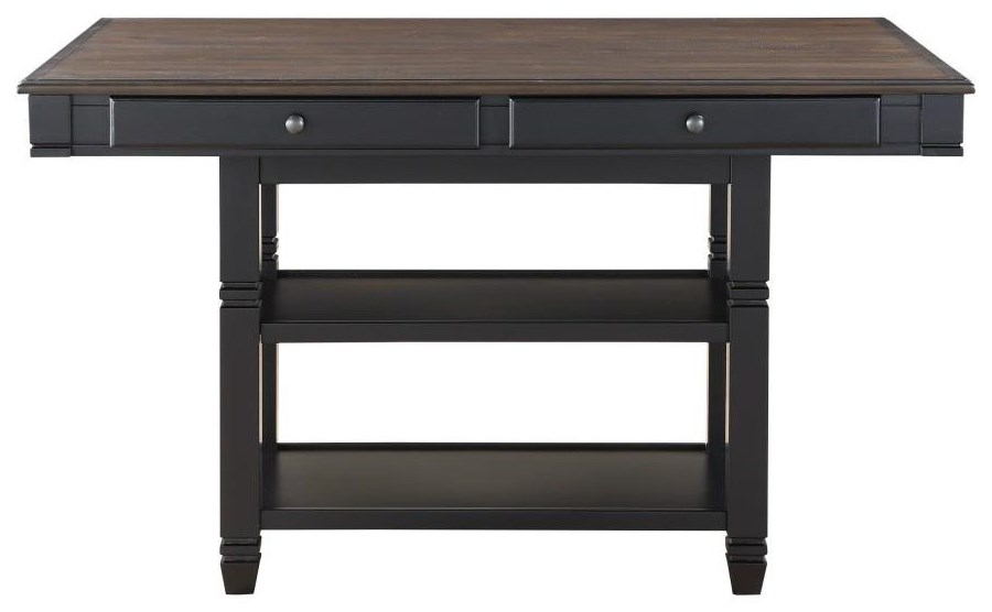 Baywater Counter Height Table by Homelegance at Dream Home Interiors