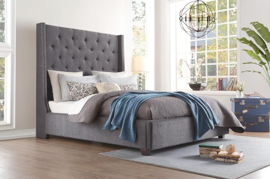 Fairborn Full Storage Bed by Homelegance at Dream Home Interiors