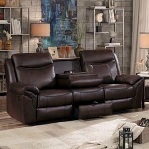 Homelegance 8206 Reclining Sofa