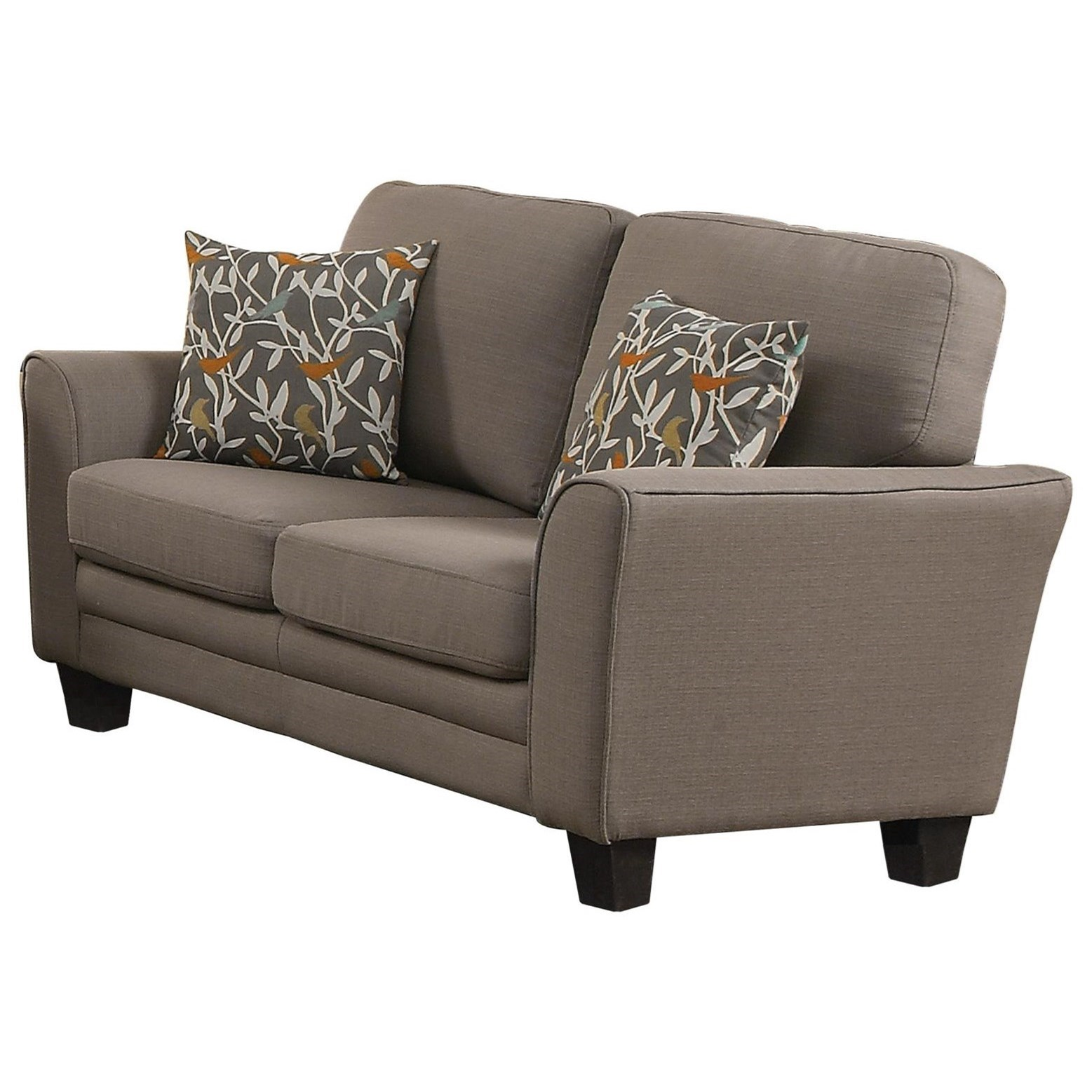 Adair Loveseat by Homelegance at Value City Furniture