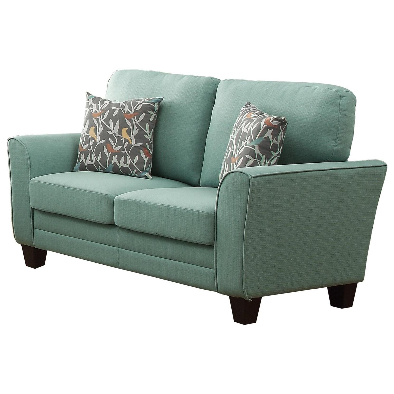 Adair Loveseat by Homelegance at Value City Furniture