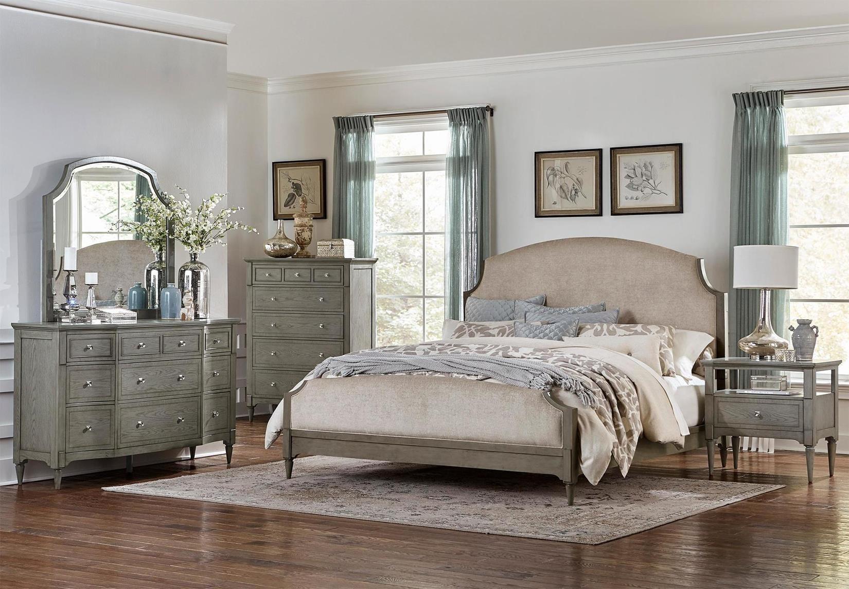 Madeleine 5PC Queen Bedroom Set at Rotmans