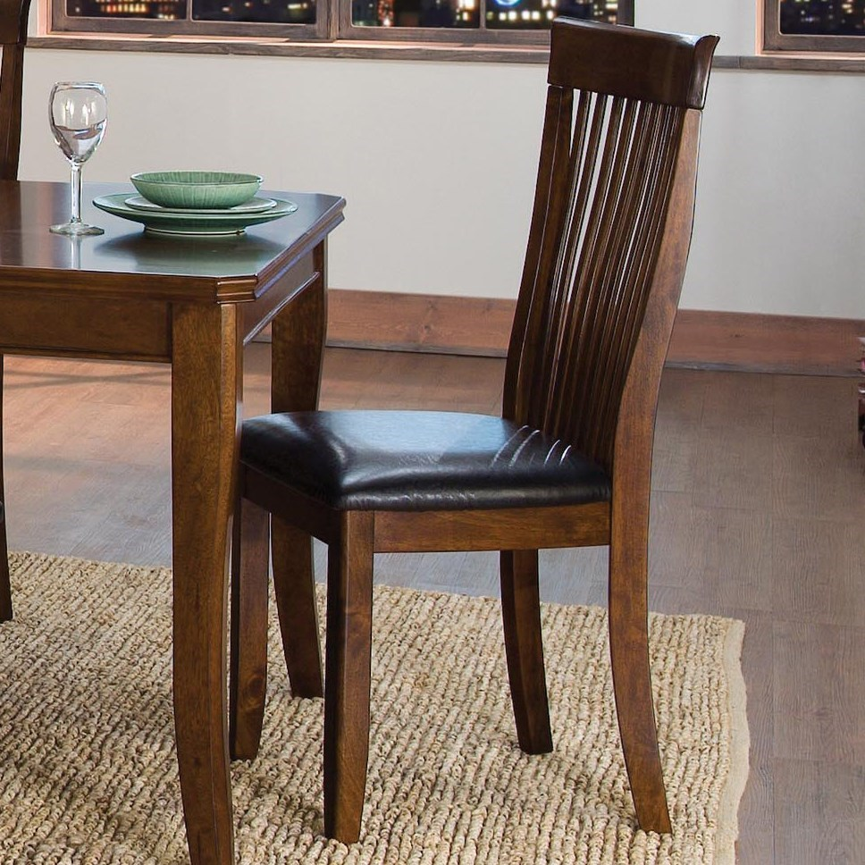 Alita Dining Side Chair by Homelegance at Carolina Direct