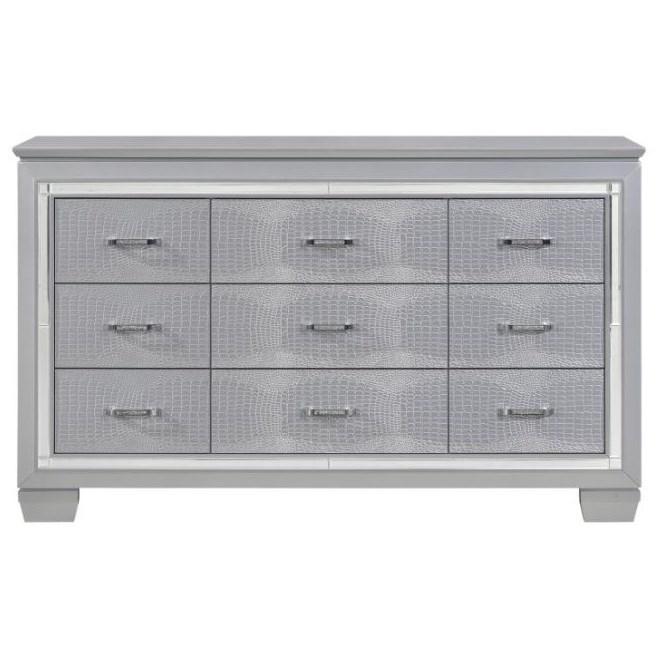 Allura Dresser by Homelegance at Carolina Direct