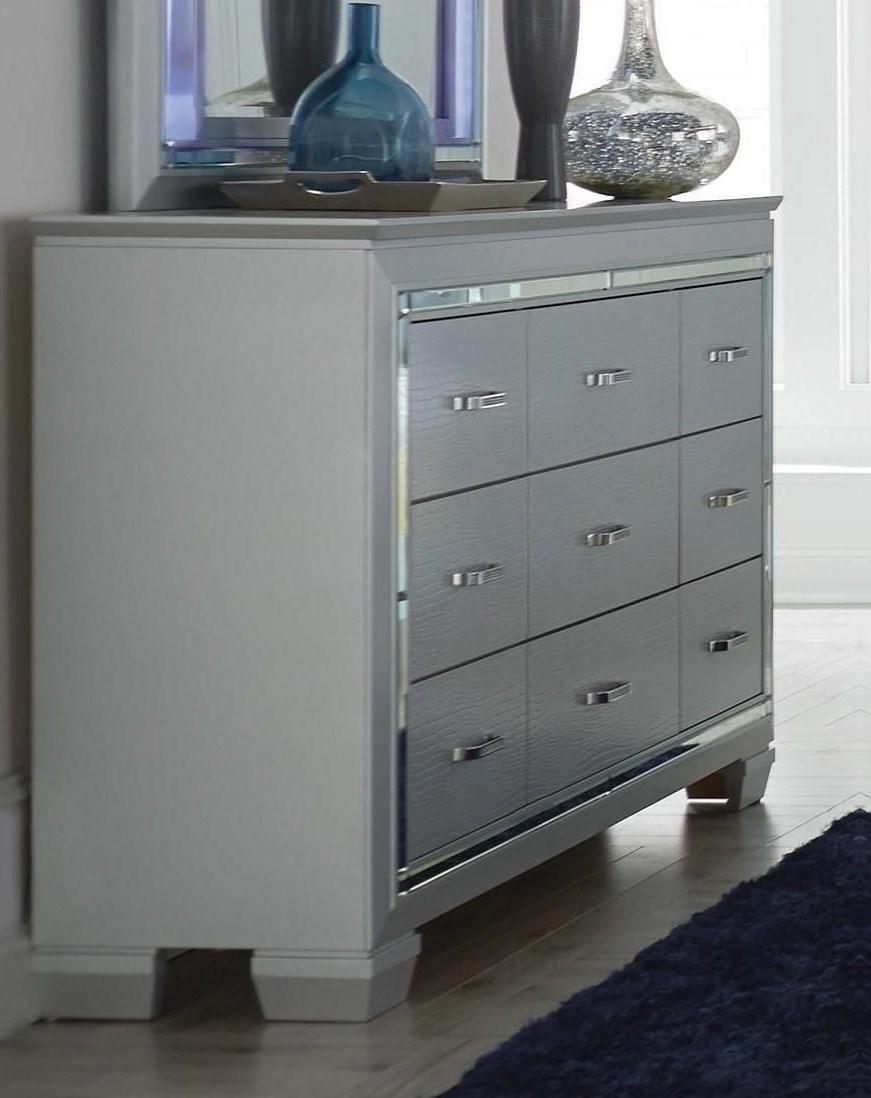 1916SV Dresser by Homelegance at Furniture Fair - North Carolina