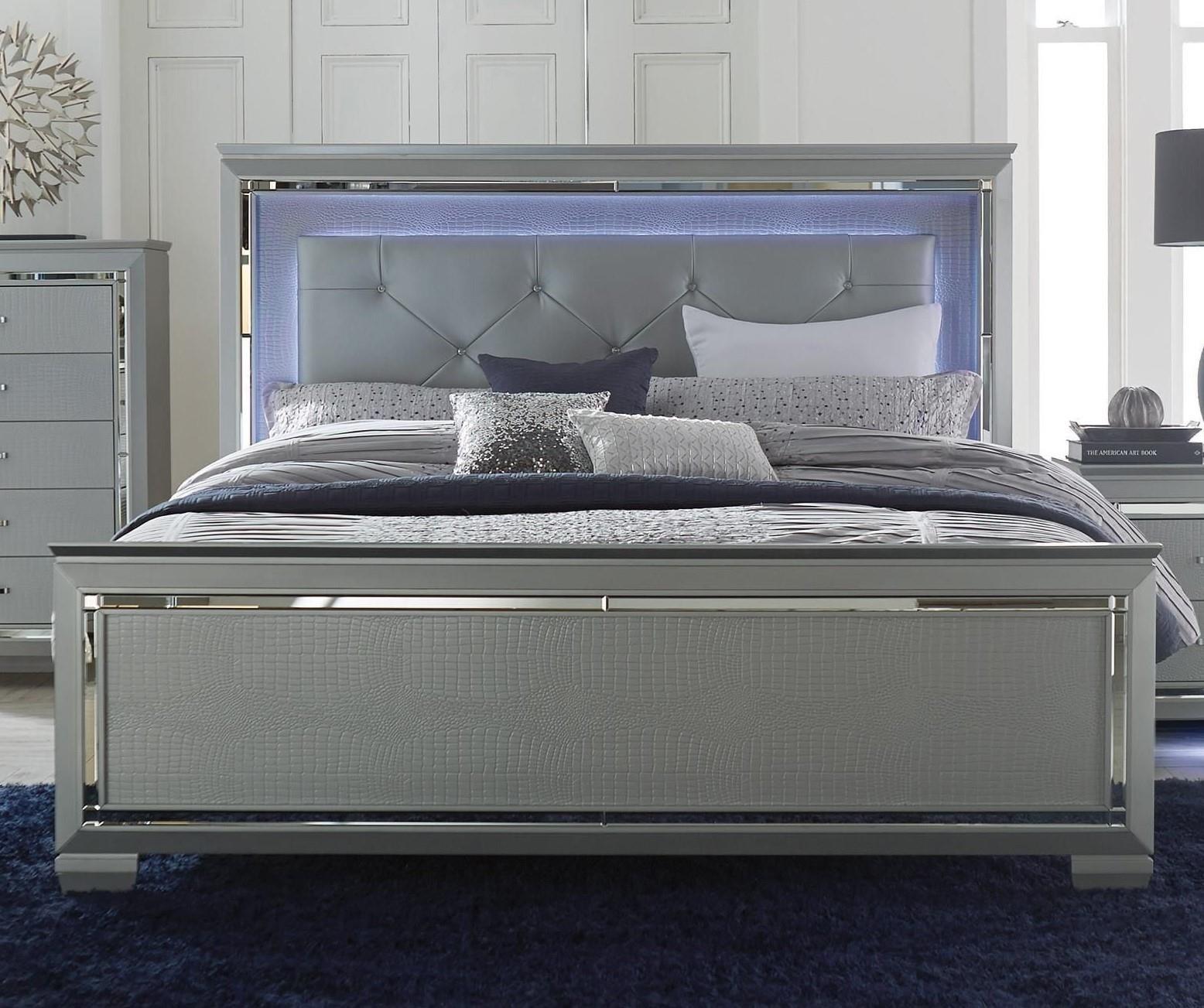 1916SV King Panel Bed by Homelegance at Furniture Fair - North Carolina