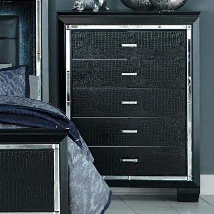 Allura Chest by Homelegance at Value City Furniture