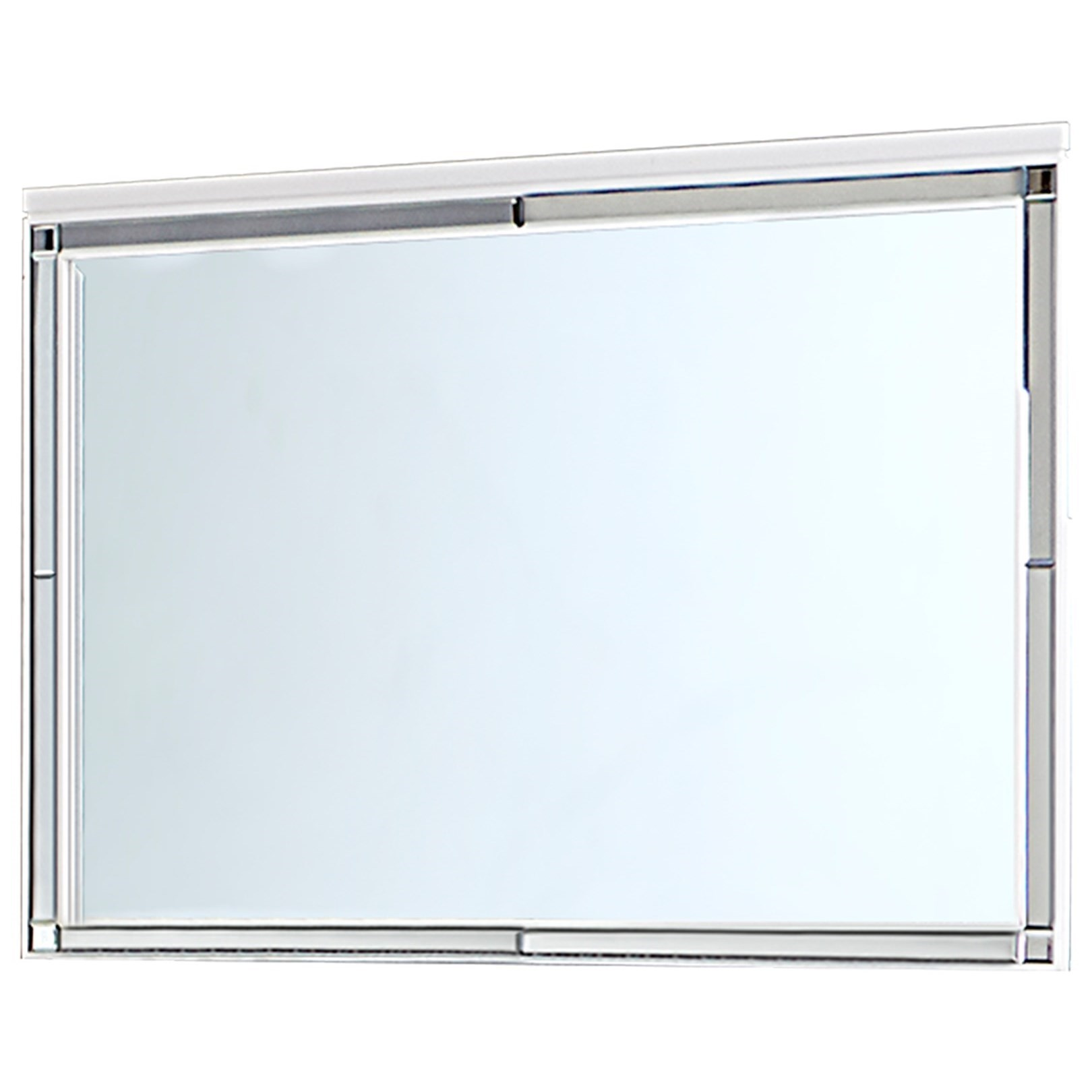 Alonza Mirror by Homelegance at Rife's Home Furniture