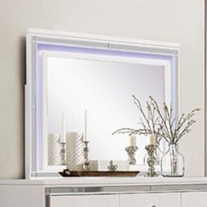 LED Lit Mirror