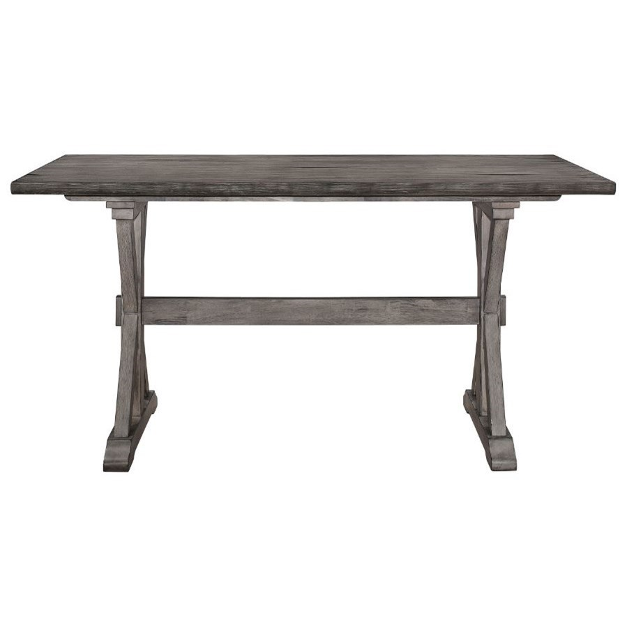 Amsonia Counter Height Table by Homelegance at Simply Home by Lindy's