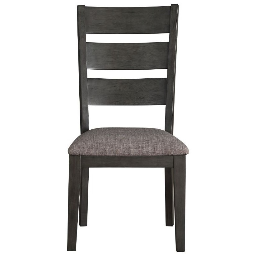 Baresford Side Chair by Homelegance at Rife's Home Furniture