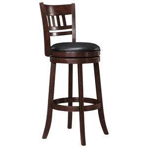 Barstool with Swiveling Seat