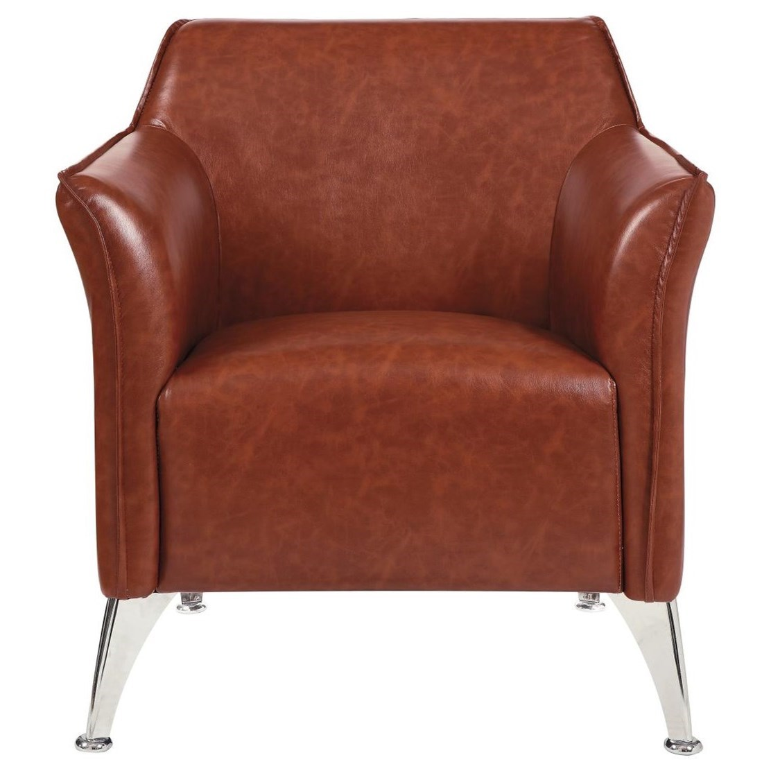 Basseri Accent Chair by Homelegance at Beck's Furniture