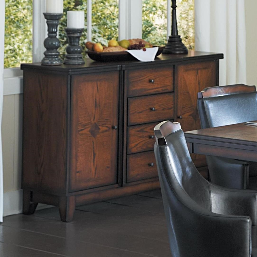 Bayshore Dining Server by Homelegance at Rife's Home Furniture