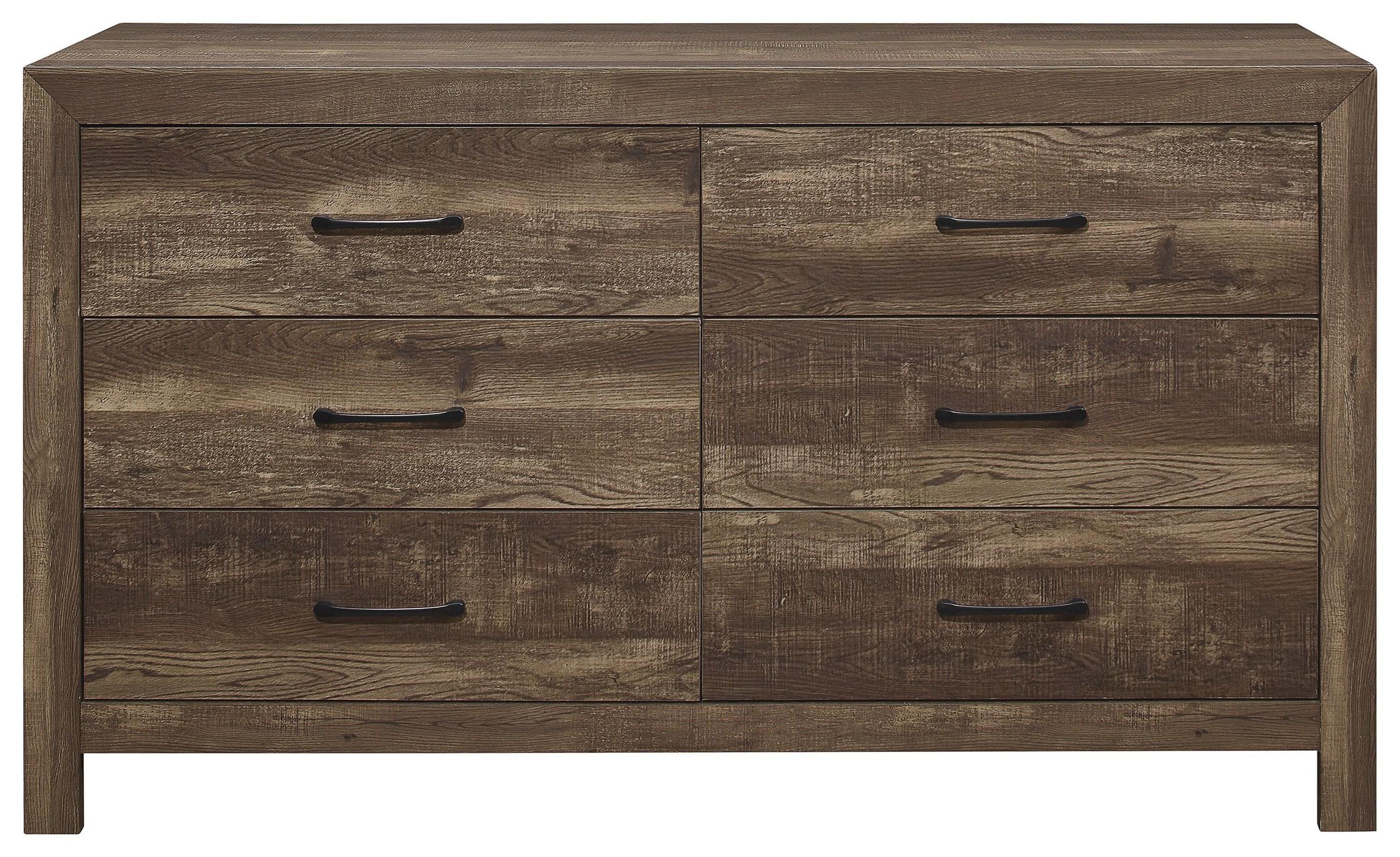 Corbin Dresser by Homelegance at Beck's Furniture