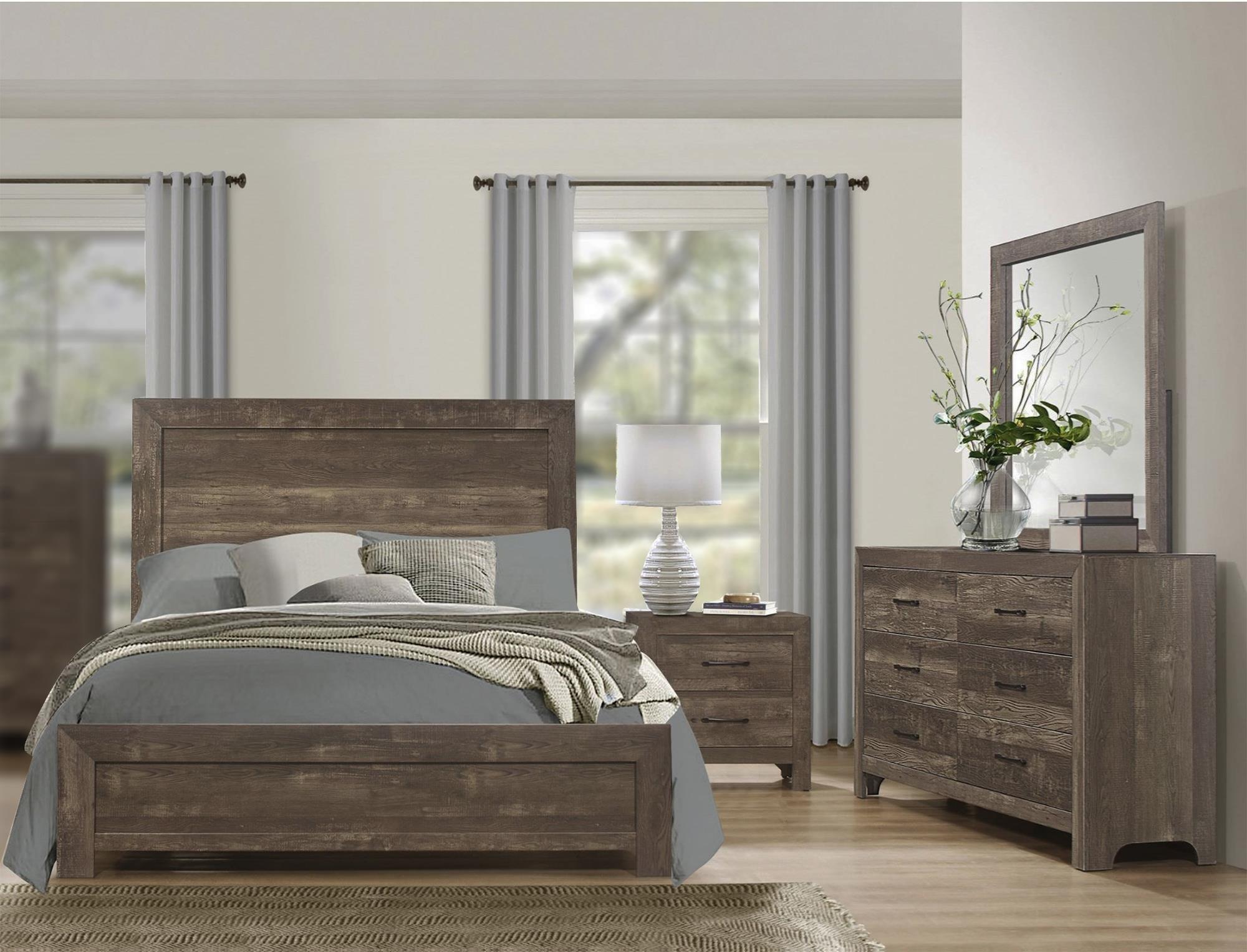 Bernsen 4PC King Bedroom Set at Rotmans