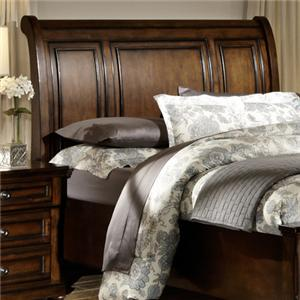 Transitional King/California King Sleigh Headboard