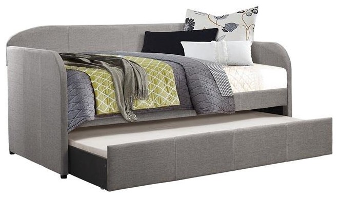 Daybeds Jenny Daybed with Trundle by Home Style at Walker's Furniture