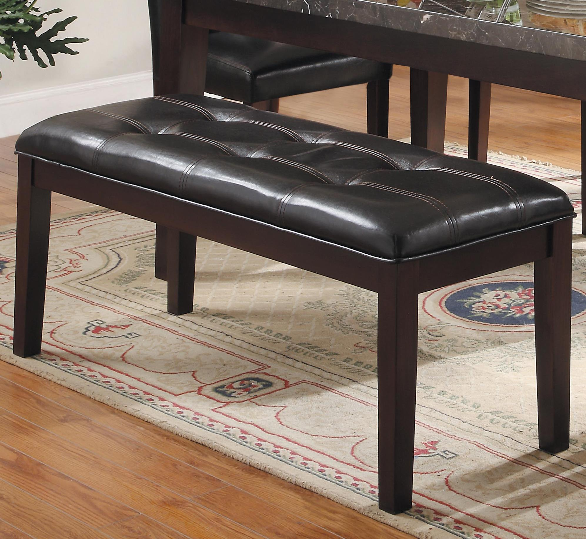 Decatur Dining Bench by Homelegance at Carolina Direct