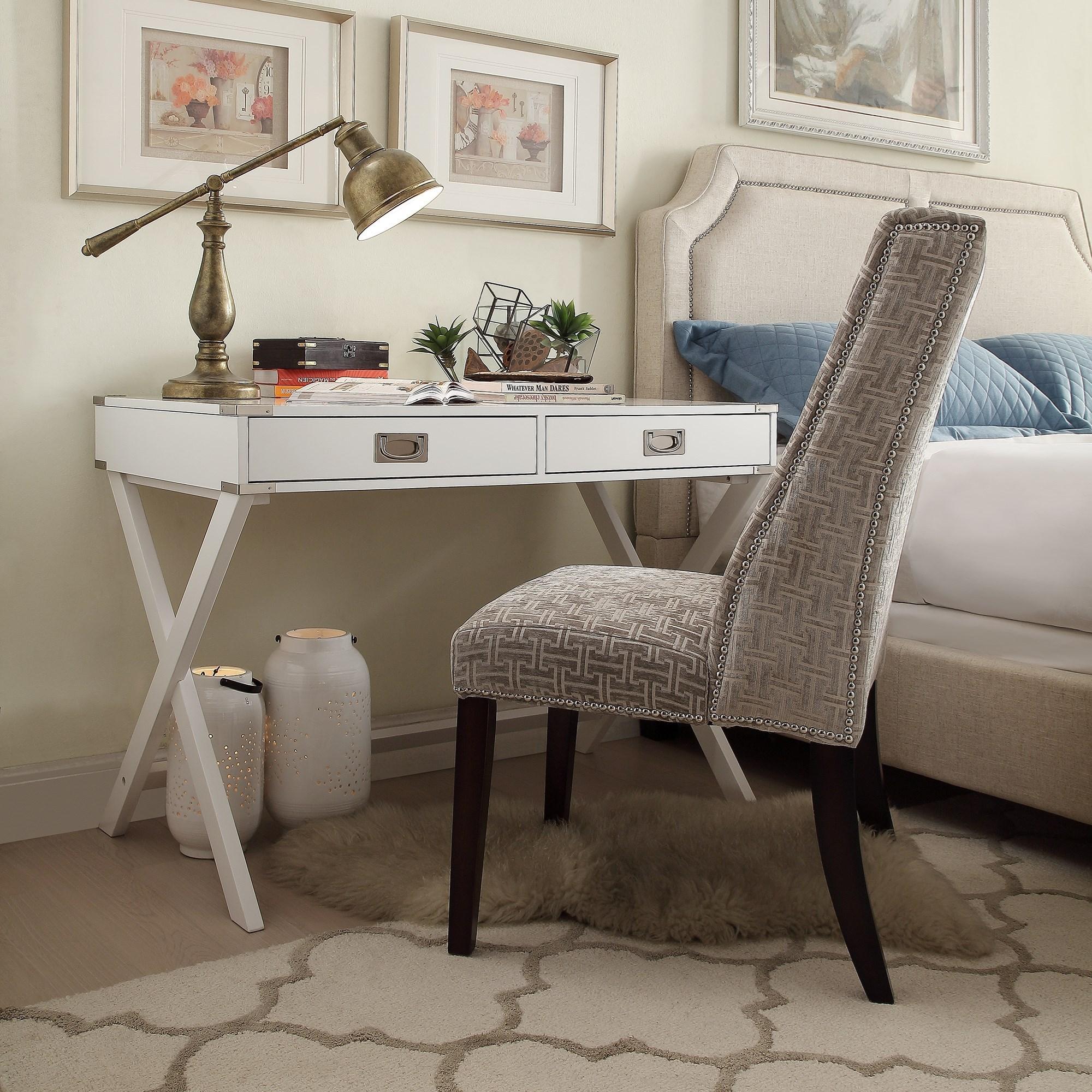 Desks X-Base Box Desk by Homelegance at Carolina Direct
