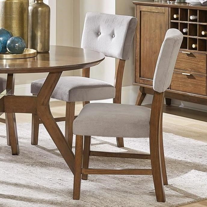 Edam Side Chair by Homelegance at Beck's Furniture