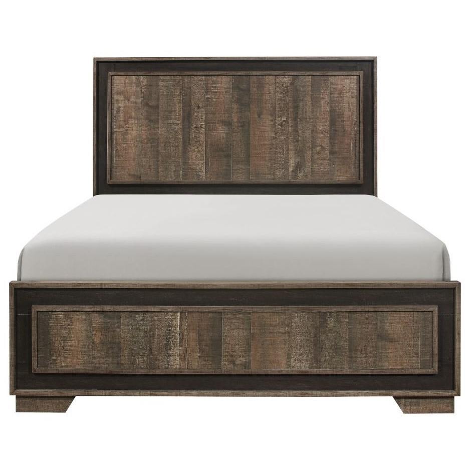 Ellendale California King Bed by Homelegance at Rife's Home Furniture