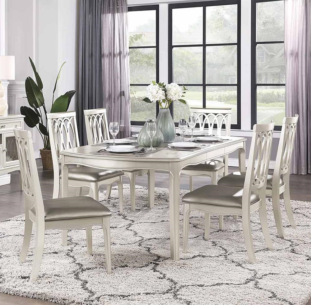 Nicholas 7PC Dining Table & Chairs Set at Rotmans
