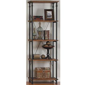 Bookcase with 4 Shelves