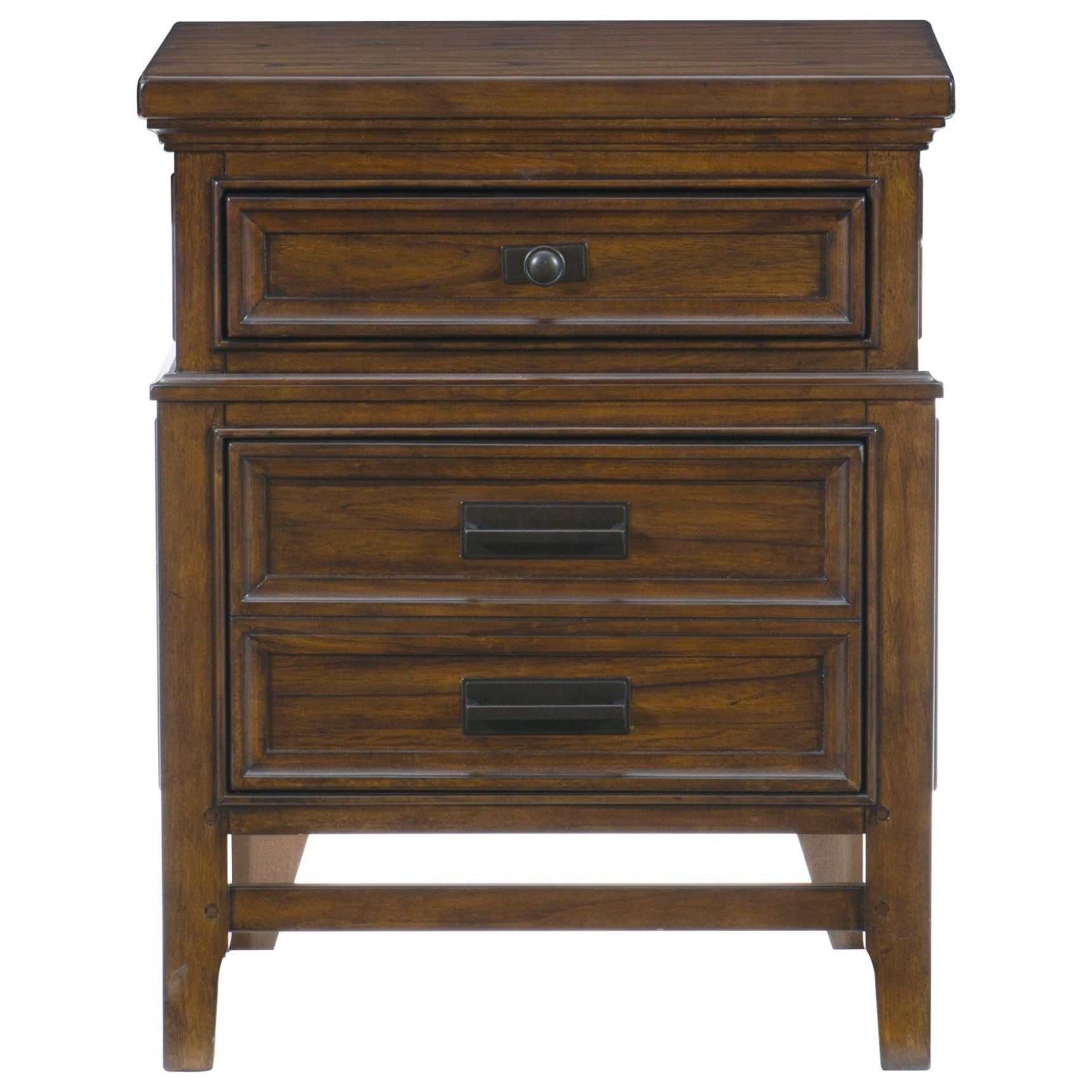 Frazier Park Nightstand by Homelegance at Rife's Home Furniture
