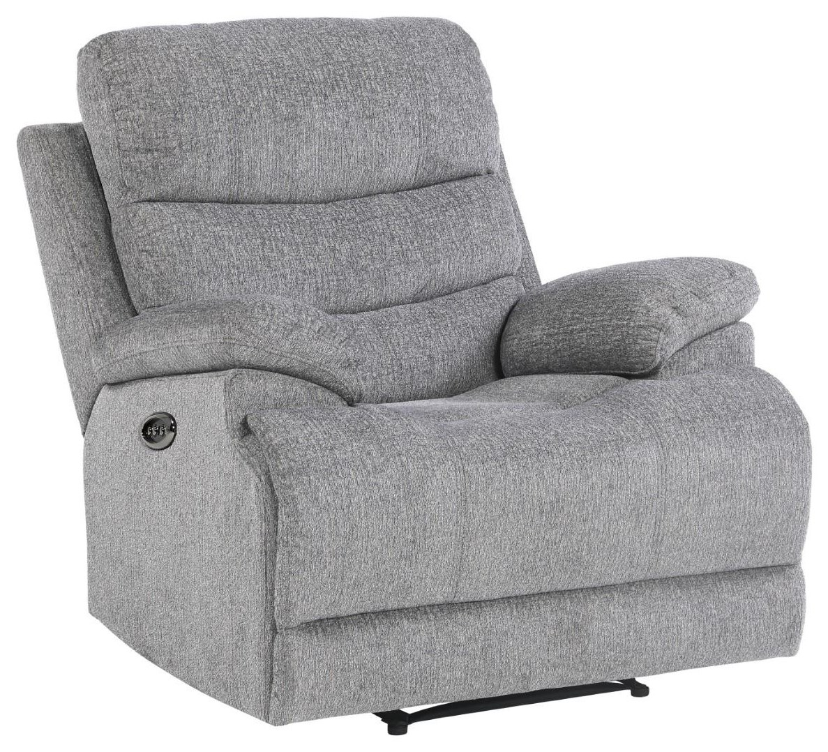 Kelso Power Recliner w/ Power Headrest by Home Style at Walker's Furniture