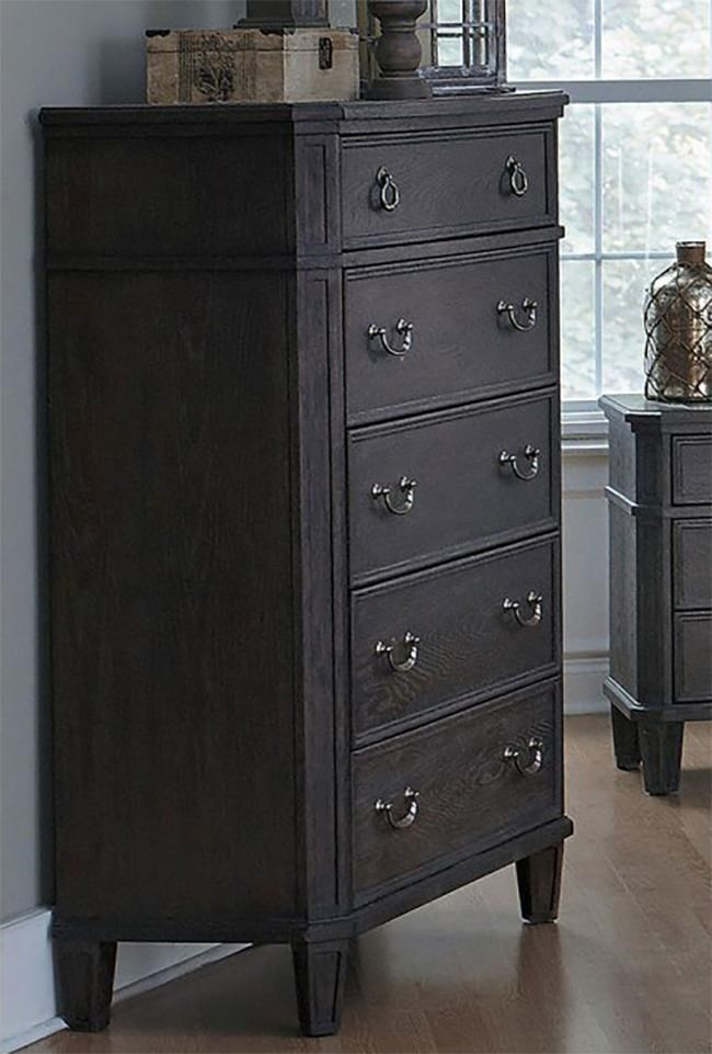 Linsday 5 Drawer Chest at Rotmans