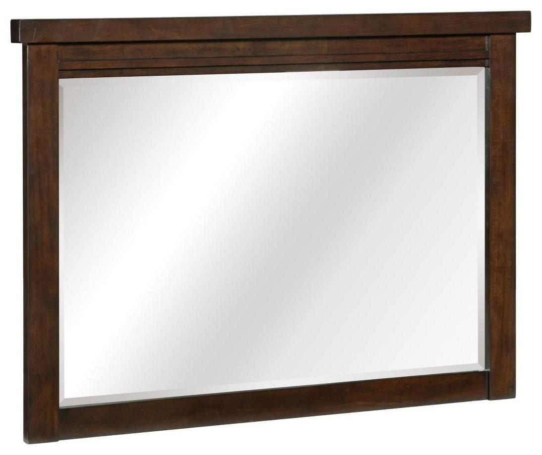 Logandale Mirror by Homelegance at Darvin Furniture