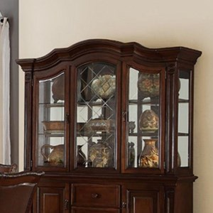 Traditional Dining Hutch