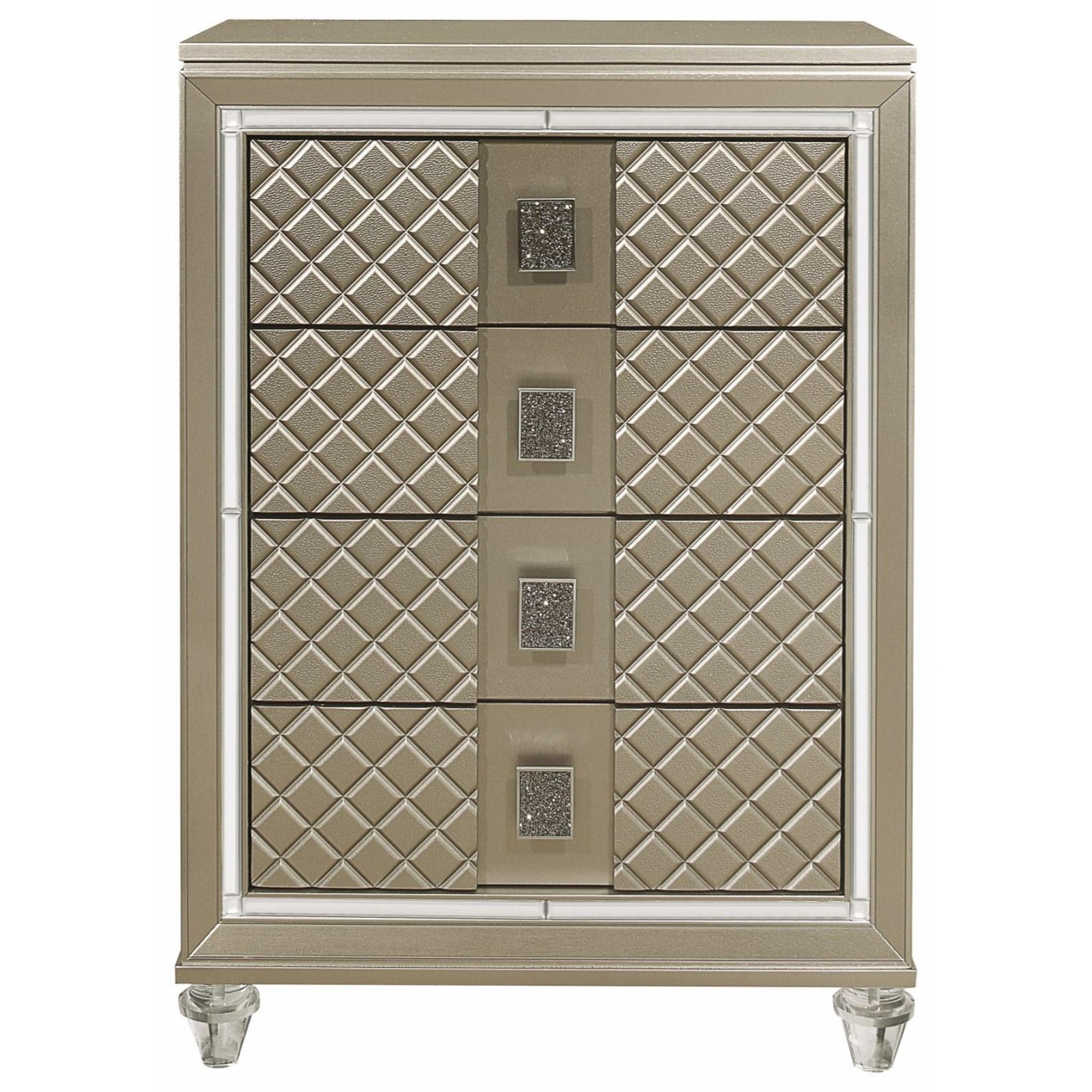 Loudon Chest by Homelegance at Lindy's Furniture Company