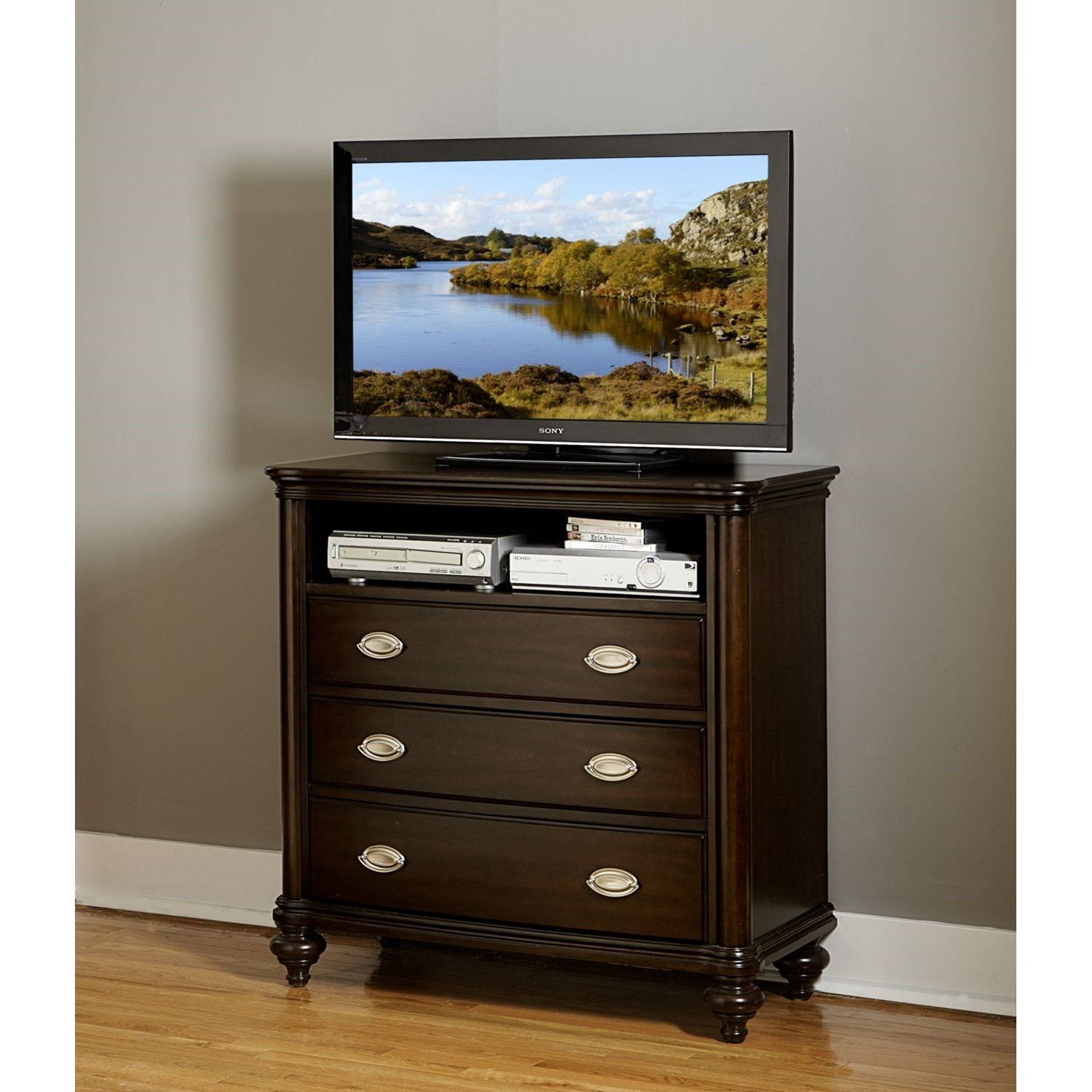 Marston Media Chest by Homelegance at Value City Furniture