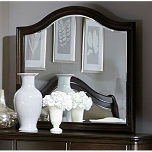 Traditional Mirror with Beveled Edge