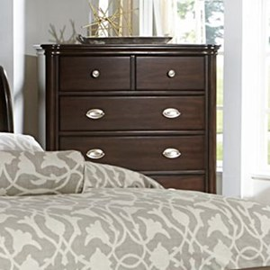Traditional Chest of Drawers with 6-Drawers