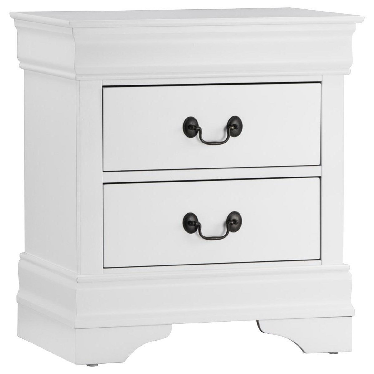 Mayville Night Stand by Homelegance at Carolina Direct