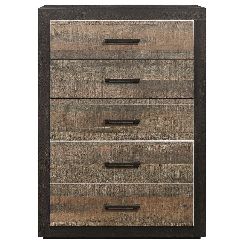 Miter Chest by Homelegance at Beck's Furniture