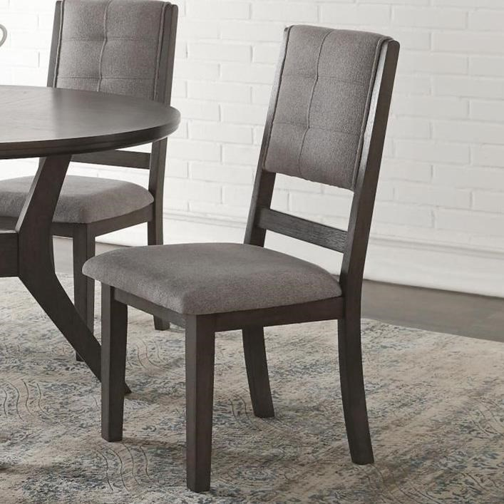 Nisky Side Chair by Homelegance at Beck's Furniture