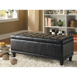 Casual Lift Top Ottoman