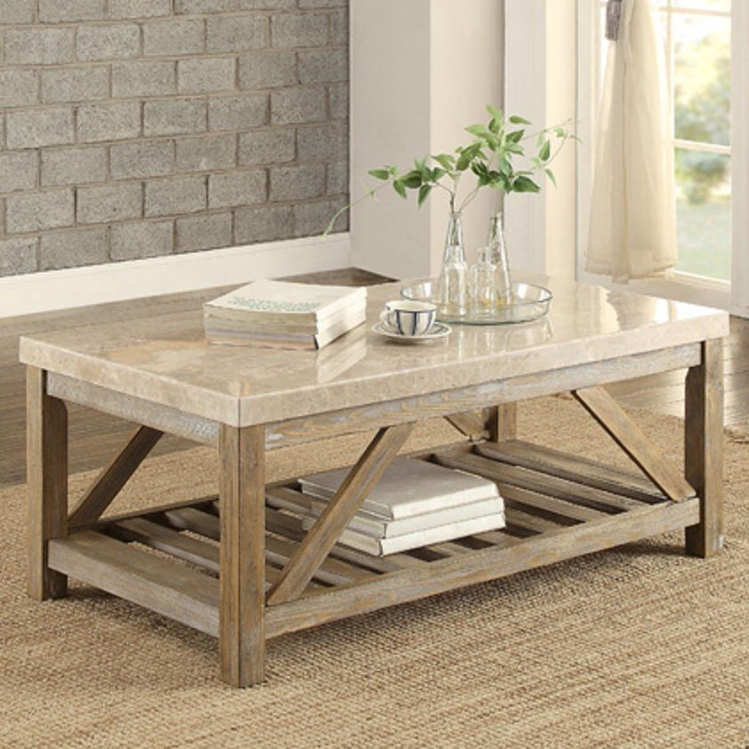 Ridley Cocktail Table by Homelegance at Value City Furniture