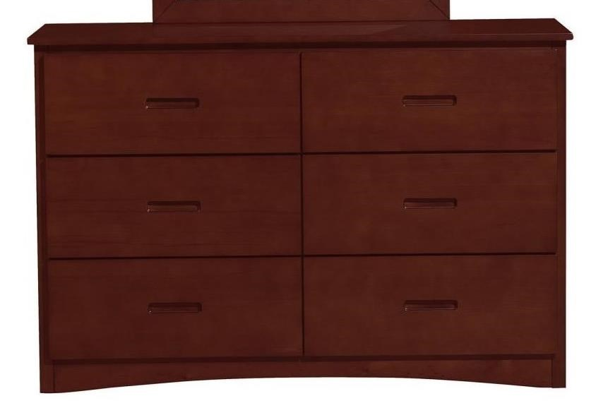 Rowe Dresser by Homelegance at Beck's Furniture