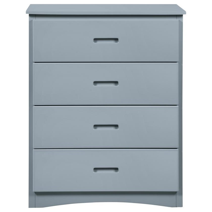 Gray Youth Chest by Home Style at Walker's Furniture
