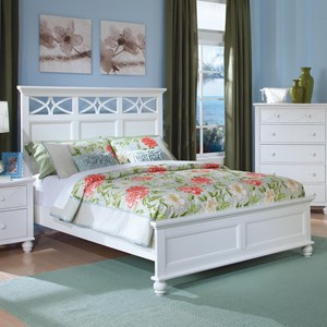 Cottage Twin Headboard and Footboard Bed