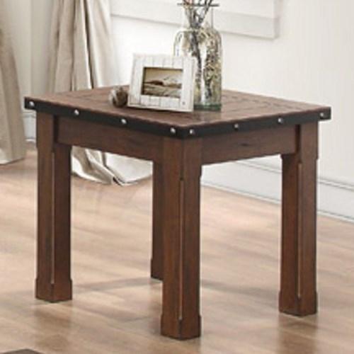 Schleiger End Table by Homelegance at Carolina Direct